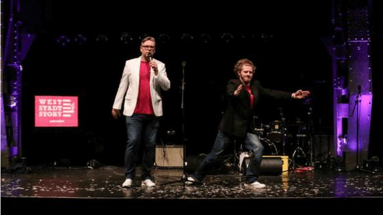 Weststadtstory Poetry Slam – Weststadthalle Essen
