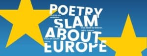 Titelbild Poetry Slam about Europe in Essen - Heldenbar
