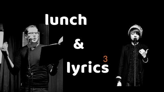 Eric Jansen & Theresa Hahl - Event-Cover für Lunch & Lyrics im Juni 2019