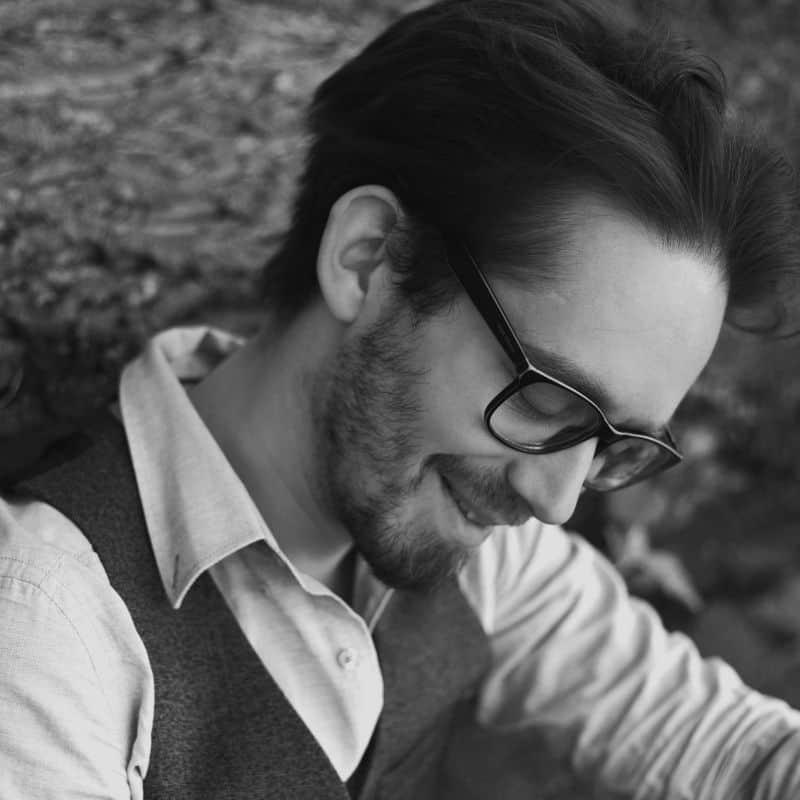 Poetry Slammer & Moderator Marius Hanke alias Zwergriese - Profilbild