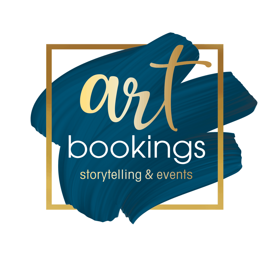 Logo Artbookings - Storytelling & Events
